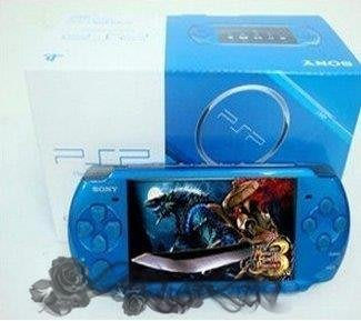 「名揚 原裝正品 PSP3000 遊戲機 6.20/6.60 系統-69}