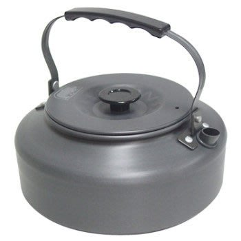 *大營家犀牛炊具*K-33 超輕鋁合金茶壼 1.5L 登山露營帳篷睡袋必需品