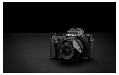 快速出貨(公司貨)JJC佳能G1XM3自動鏡頭蓋G1X3鏡頭保護蓋PowerShot G1X Mark III