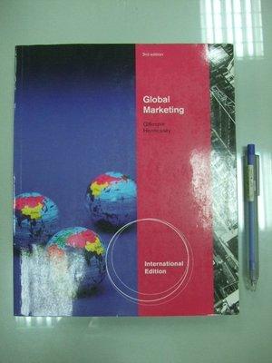 A18-5cd☆2011『Global Marketing 3/e』Gillespie《Brooks/Cole》