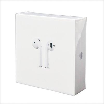 【現貨供應】Apple-AirPods (第2代) 台灣蘋果原廠公司貨 搭配充電盒 - 周董的店(彰化、台中可面交)