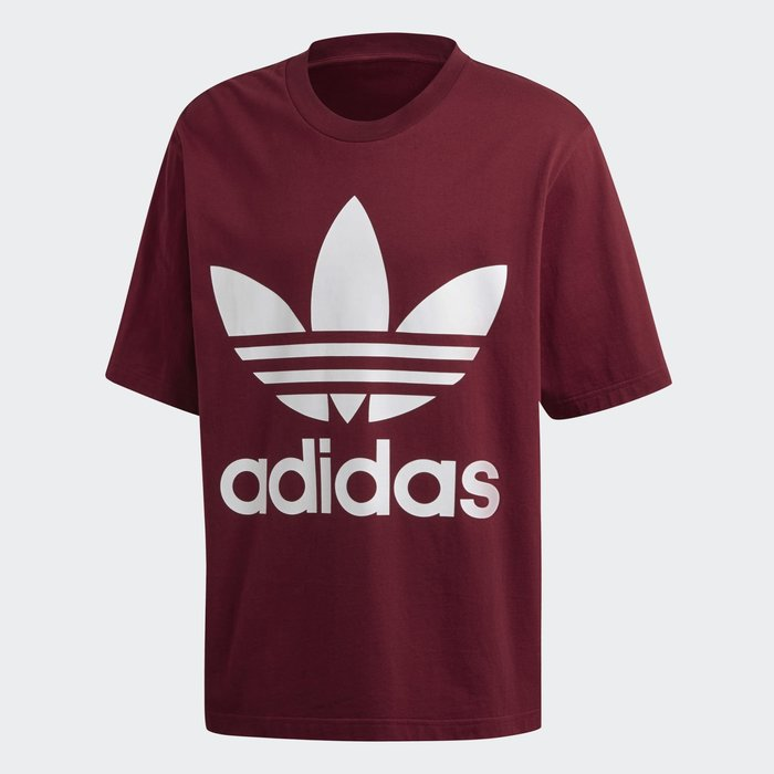 ☆丸子精品舖☆【adidas Originals Oversized Tee 大三葉草 DH5841 男女皆可】正品現貨