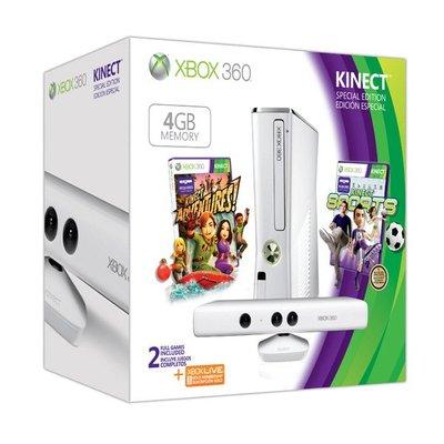 【二手主機】XBOX360 SLIM 白色 250G 主機 同捆 KINECT 體感鏡頭 自製系統+LT3.0 不含遊戲