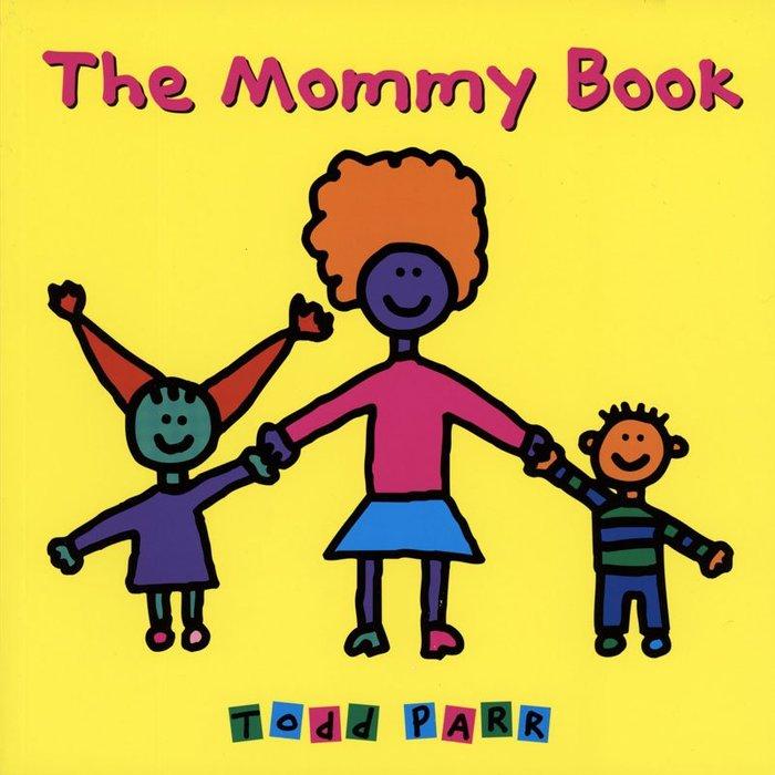 *小貝比的家*THE MOMMY BOOK/平裝/3-6歲(母親節)