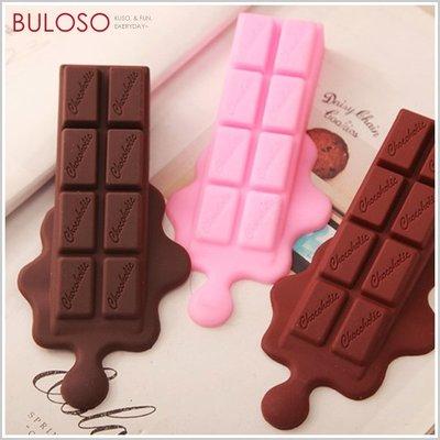 《不囉唆》融化巧克力門擋 門檔/溶化/巧克力/草莓/可可/門夾(不挑色/款)【Y220491】