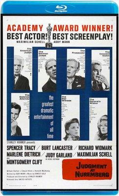 【藍光電影】紐倫堡大審判 / 劫後升平 / 紐倫堡的審判 / Judgment at Nuremberg (1961)