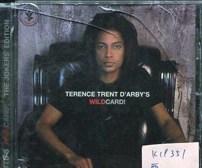 *真音樂* TERENCE TRENT D'ARBY'S / WILD CARD 二手 K19351