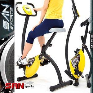 超大座墊K磁控健身車BIKE飛輪車【推薦+】美腿機運動器材折疊車自行車X摺疊車腳踏車C082-920另售電動跑步機踏步機