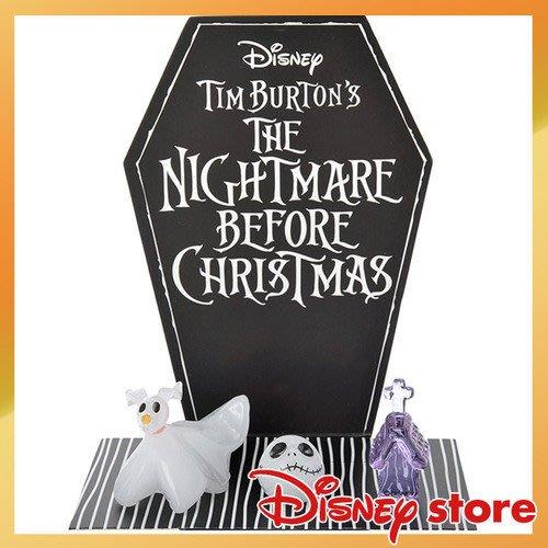 玻璃人物 蒂姆·伯頓 聖誕夜驚魂 迪士尼 專賣店商品 小日尼三 日本帶回 現貨供應 免運費