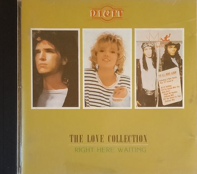THE LOVE COLLECTION≦right Here Waiting VOL.6≧早期1989聯合唱片