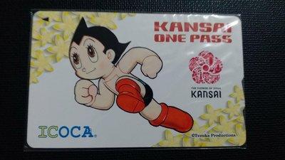 日本 suica icoca 外國人版交通卡 已售完絕版 全新未使用含1500可用金額+500押金