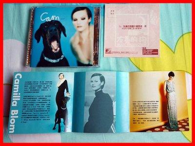 ◎1997年-西洋流行女歌手-Cam-Purr-喵嗚專輯-Scream.Tiny等-11首好歌◎CD滾石唱片.友善的狗-