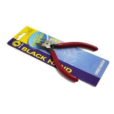 台灣製 黑手牌 塑膠斜口鉗 5吋 BH-405 斜口鉗 塑膠斜口鉗 鉗子 斜口鉗 高品質 鋼絲鉗