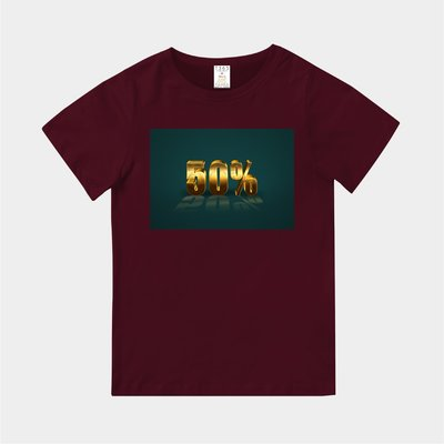 T365 MIT 親子裝 T恤 童裝 情侶裝 T-shirt 標語 話題 口號 美式風格 slogan 50%