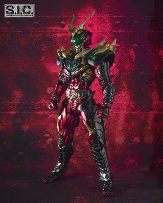 全新 TAMASHII NATION SIC 會場限定 假面騎士 劍 WILD CHALICE 狂暴 卡里斯