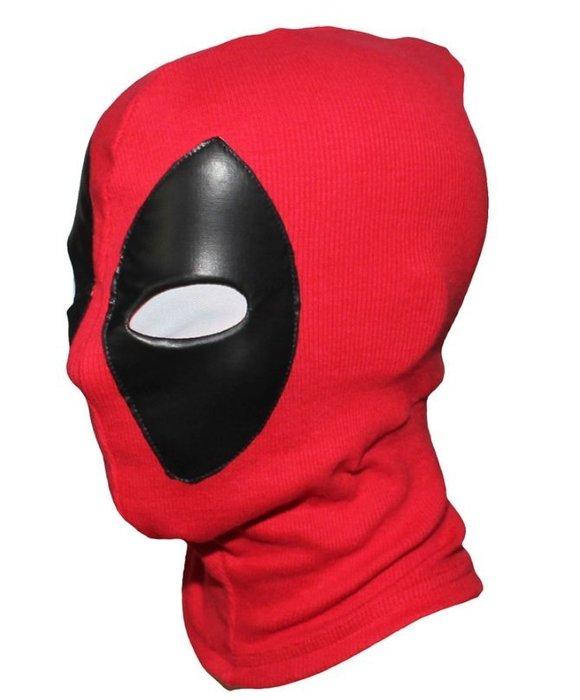 cosplay 死侍 面罩 精製特製面具 另有衣服 長袖短袖可選擇