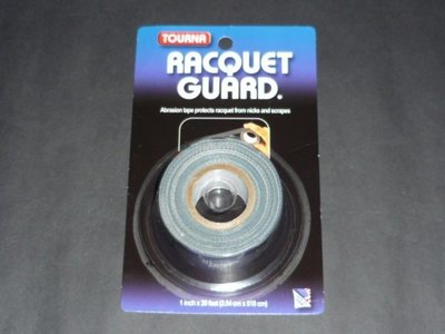 Tourna Racquet Guard Tape 網球拍拍頭保護貼