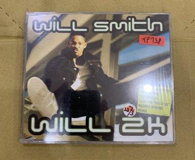 *還有唱片行*WILL SMITH / WILL 2K 全新 Y9738 (69起拍)