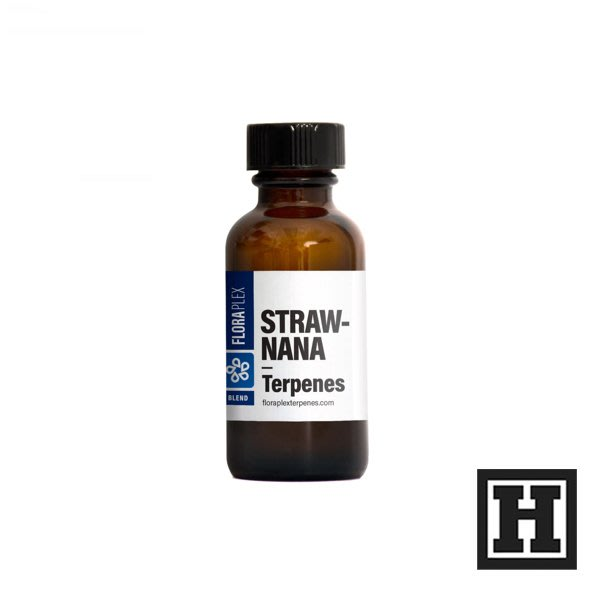 [H Market] 美國製造 Floraplex Terpenes 萜烯 Strawnana 草莓香蕉 Hybrid