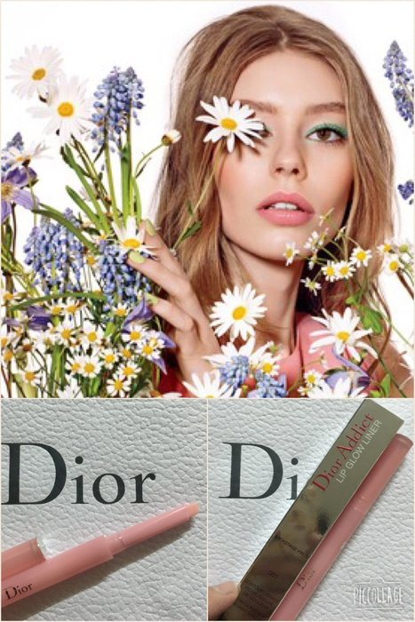 min~Christian Dior 迪奧粉漾俏唇筆 全新品CD專櫃正貨 2016迪奧「繁花盛開」春季限量