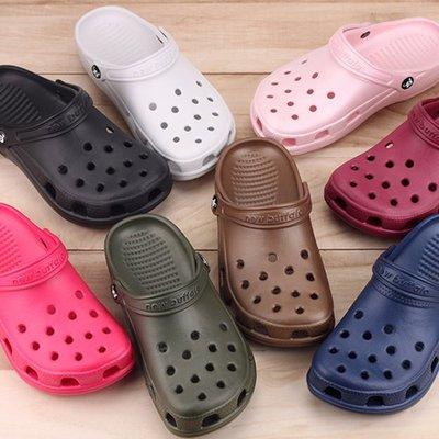 Ovan 男女款 牛頭牌 Buffalo 涼拖兩穿式 布希鞋 洞洞鞋 園丁鞋 拖鞋 涼鞋 台灣製造