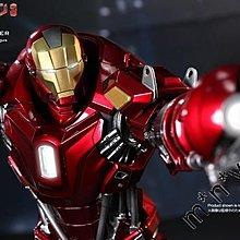 全新未開封 Hot Toys Hottoys Red Snapper Mark XXXV mark 35 power pose ironman 鐵甲奇俠