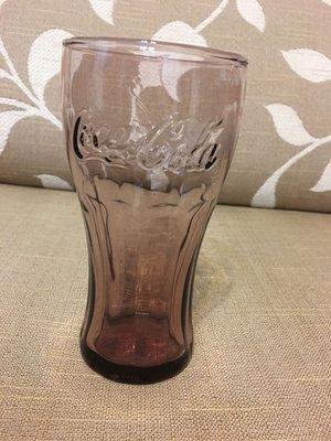 《瓶子控〉全新麥當勞 2009 年 可口可樂 炫彩曲線杯 - 薰衣紫  & 天空藍 無紙盒