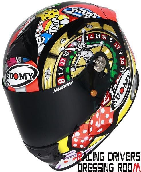 ♚賽車手的試衣間♚ Suomy® Suomy SR Sport Gamble 安全帽