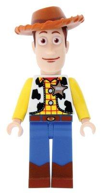 絕版品現貨【LEGO 樂高】100% 全新正品 積木 人偶 公仔: 玩具總動員 | 伍迪 Woody  高約6公分