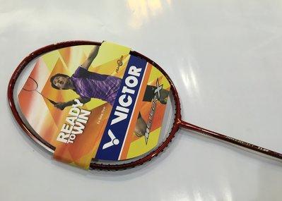 【五羽倫比】VICTOR 羽球拍 勝利羽球拍 ARTERY TEC 脈動 ART-Ti99R 復刻版