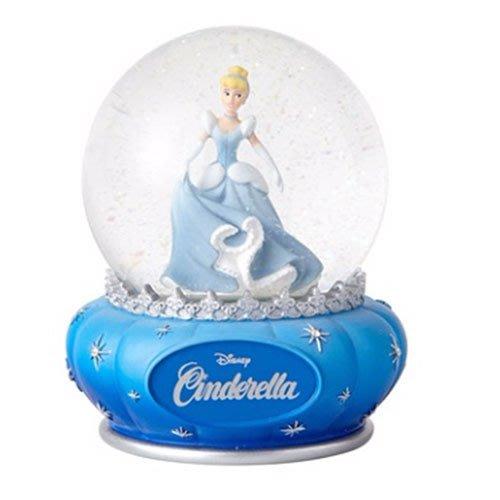 🗽Dona美國代購🗽預購 Enesco 迪士尼灰姑娘仙杜瑞拉 水晶球 塑像 公仔擺飾裝飾