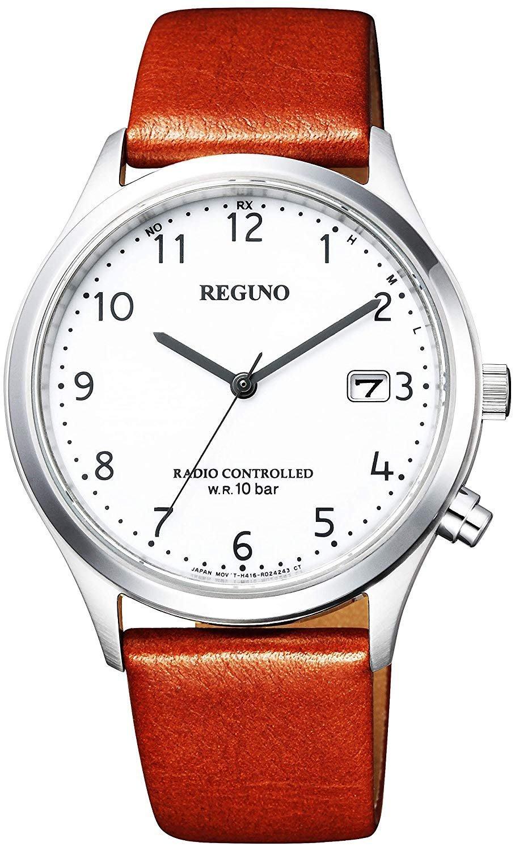 日本正版 CITIZEN 星辰 REGUNO KL8-911-10 電波錶 男錶 手錶 太陽能充電 日本代購