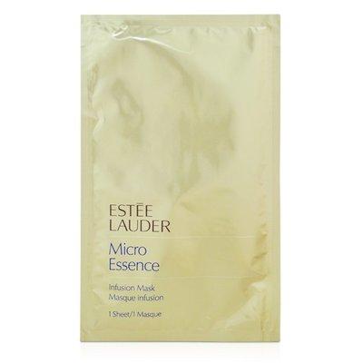 【橘子水】Estee Lauder 雅詩蘭黛 微分子晶透面膜