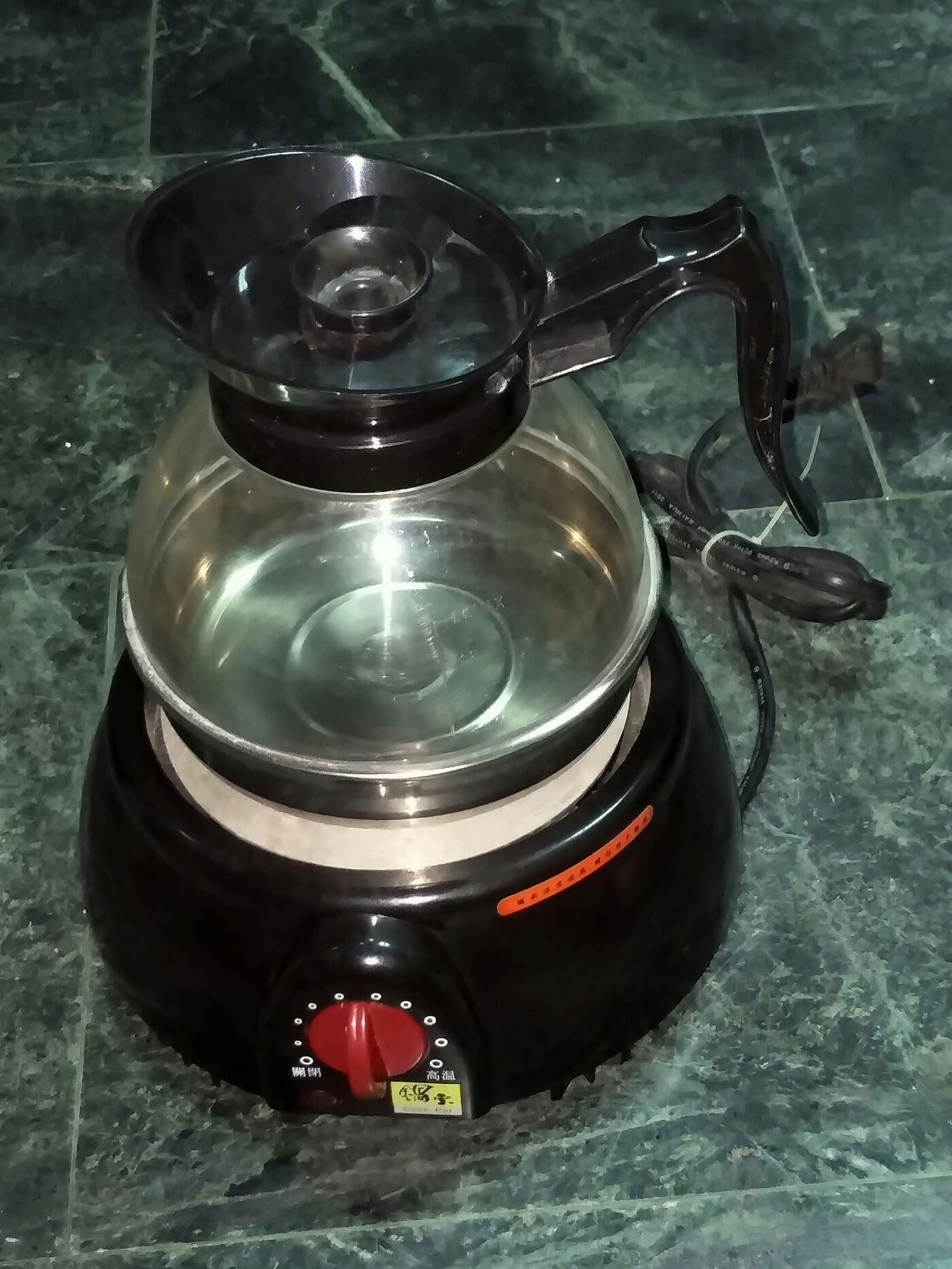 鍋寶電爐 (多功能料理爐) 電子爐....可溫控煮茶水&火鍋