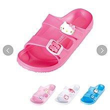 (現貨)16cm-21cm 均有 舒適拖鞋 家居鞋 沙灘鞋 Sanrio Hello Kitty 吉蒂貓 日本直送 全新品