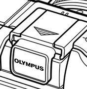 銀色原廠OLYMPUS熱靴蓋VR660300熱靴蓋(蓋FL-LM2閃燈電子端子)原廠熱靴蓋閃燈蓋閃光燈蓋hot shoe適OMD EM1 E-PL2 E-PL1