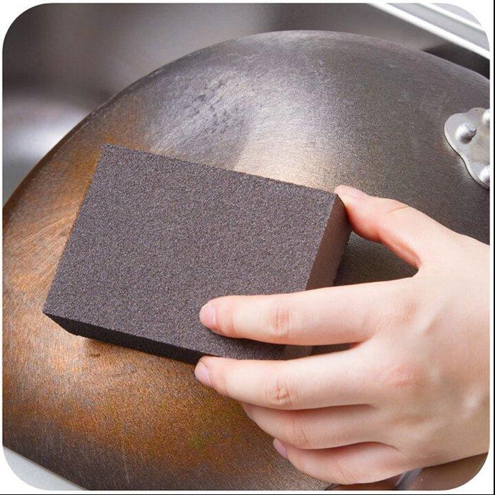 【berry_lin107營業中】多個裝 納米金剛砂海綿擦魔力擦廚房清潔去除頑固污漬鍋垢鐵銹