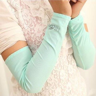 夏季防曬袖套 抗UV防晒袖套 防紫外線-艾發現