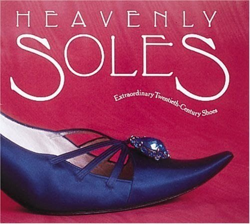 ☆BABY time ☆《藏書出清》Heavenly Soles: Extraordinary Twe 鞋設計史