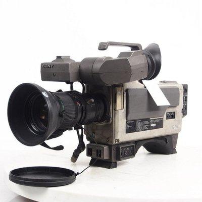 百寶軒 老物件索尼sonyDXC-M3攝影機電影攝影機攝像機影視道具擺件 ZG2156