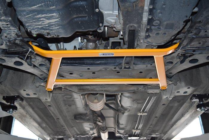 阿宏改裝部品 E.SPRING 三菱 Lancer sportback 鋁合金 井字拉桿 3期0利率 編號C