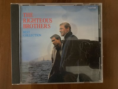 正義兄弟 Best Collection 日本版 The Righteous Brothers