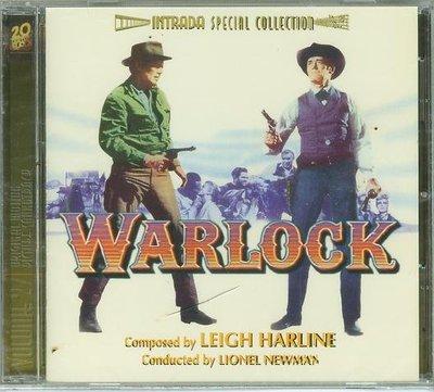"""""""風塵三俠(Warlock/Violent Saturday)""""- Leigh Harline(03),全新美版"""