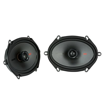 "【MEIGO美購】Kicker 44KSC6804 6x8""KS雙向同軸揚聲器 New"
