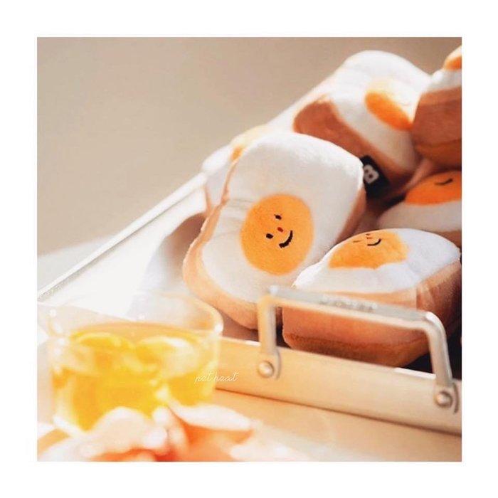 """""""pet heat"""" 韓國 雞蛋燒 啾啾玩具 響紙 互動玩具 嗅聞 玩具 狗狗 貓咪 全犬型/貓型 適用"""