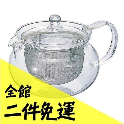 空運 日本 HARIO  茶茶急須丸 沖茶壺 花茶壺 450ml 另有700ml 【水貨碼頭】
