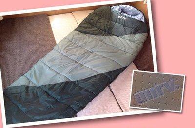 【山野賣客】士林UNRV 2020年新款 深水炸彈睡袋 露營 登山 休閒 帳篷 戶外 七孔纖維