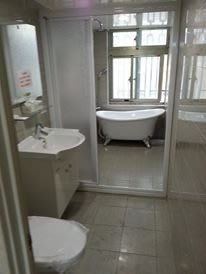 優質精品衛浴 (固定式浴缸特殊乾式工法,施打防霉膠) C1系列纯手工古典浴缸 施工完成圖1份