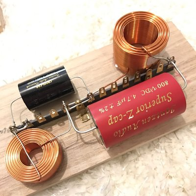 Morel dynaudio 發燒丹麥jantzen手工搭棚分音器