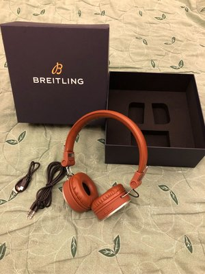 超級稀有的BREITLING 百年靈耳機